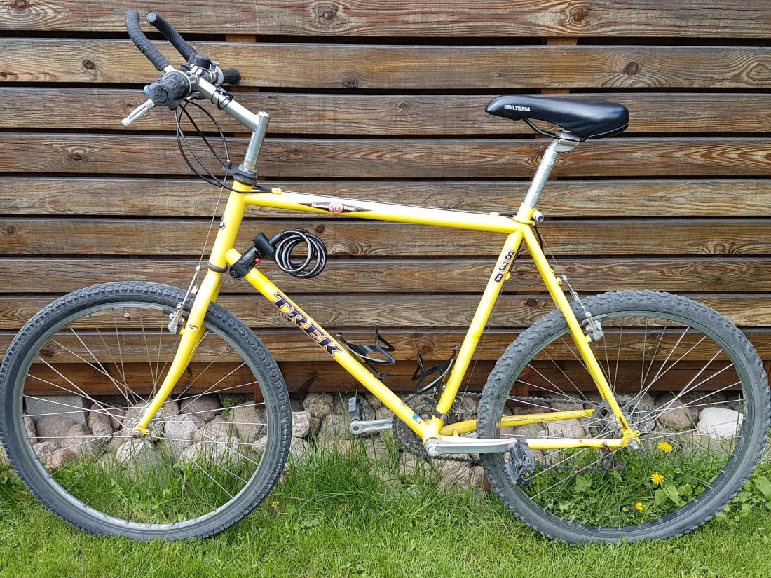 Trek,Mountainbike
