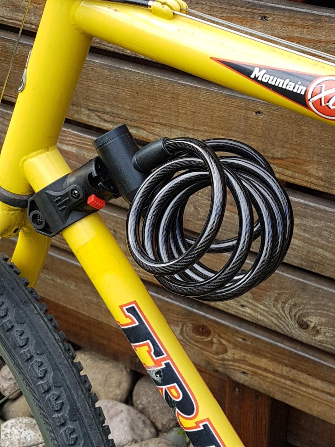 Cykellås, cykelkraft